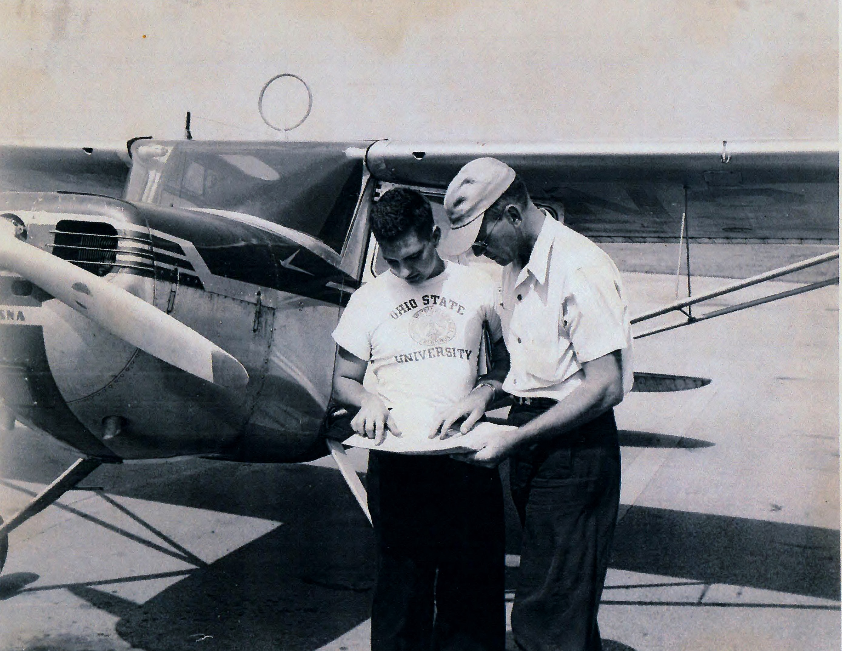 History of The Ohio State Airport | The Ohio State University Airport