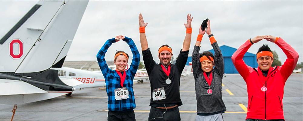 O-H-I-O Runners